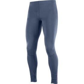 Salomon Agile Warm Tights Herre mood indigo